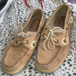 Women's Sperry leather top sider